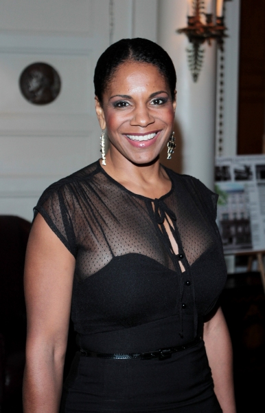 Audra McDonald at Audra McDonald Honored with Pipe Night at The Players