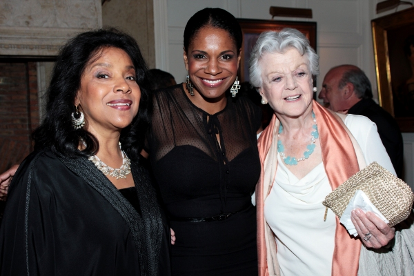 Phylicia Rashad, Audra McDonald, Angela Lansbury