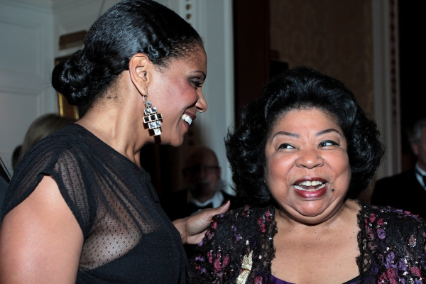 3 at Audra McDonald Honored with Pipe Night at The Players