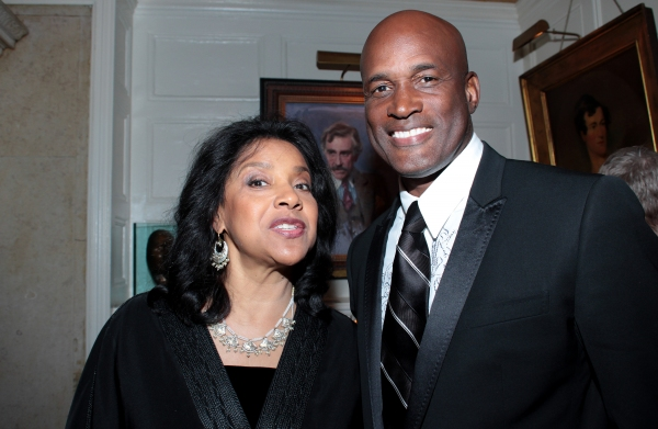 Phylicia Rashad, Kenny Leon at Audra McDonald Honored with Pipe Night at The Players