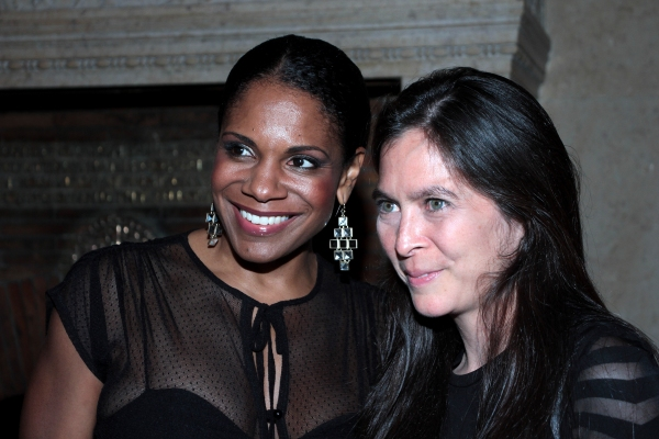 Photo Coverage: Audra McDonald Honored with Pipe Night at The Players