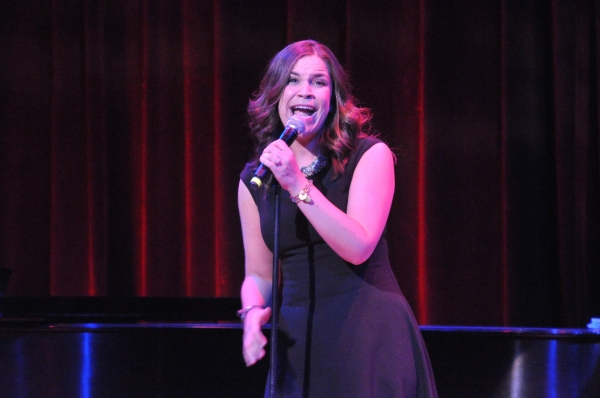 Lindsay Mendez at Matt Cavenaugh, Laura Osnes and More in BROADWAY ORIGINALS at Town Hall!