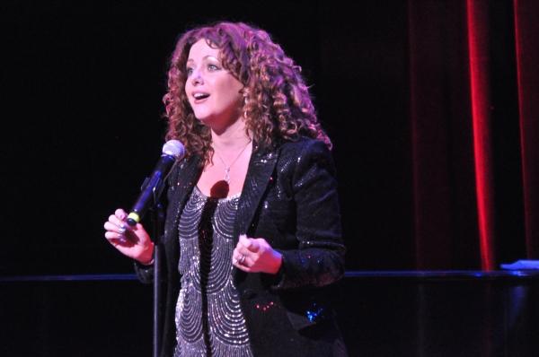 Kelli Rabke at Matt Cavenaugh, Laura Osnes and More in BROADWAY ORIGINALS at Town Hall!