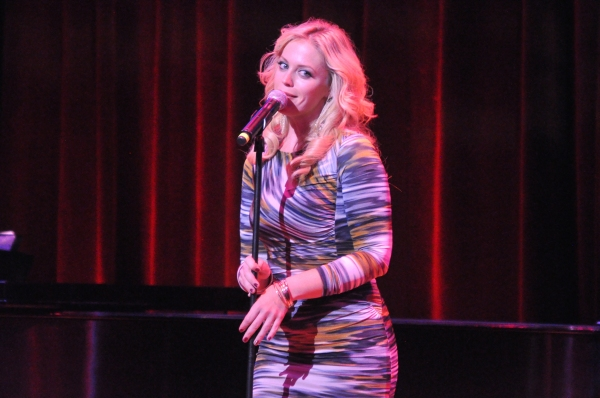 Photo Coverage: Matt Cavenaugh, Laura Osnes and More in BROADWAY ORIGINALS at Town Hall!