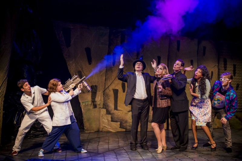 Photos: First Look at Marissa Rosen, Larry Daggett and More in BEDBUGS!!! at the ATA Chernuchin Theatre