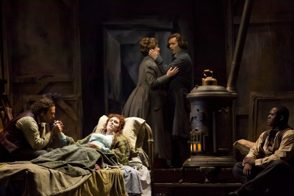 BWW Reviews: HGO's Splendid, Opulent LA BOHÈME is an Immaculate Production