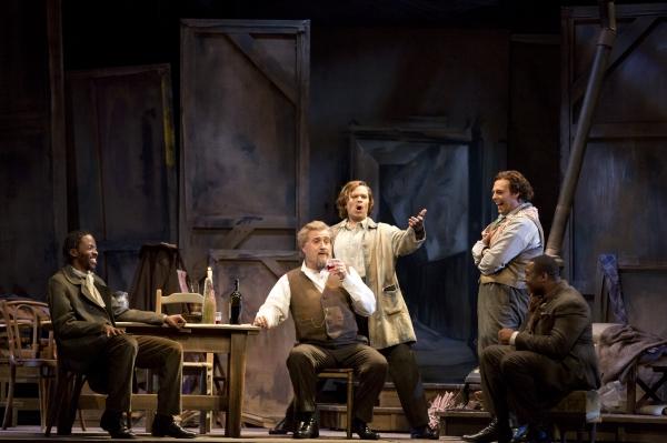 BWW Reviews: HGO's Splendid, Opulent LA BOHÈME is an Immaculate Production