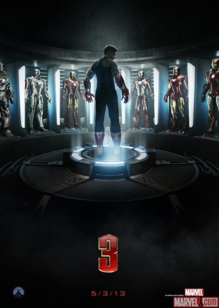 Photo Flash: First Look at Ben Kingsley as IRON MAN 3 Villian