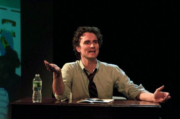 Photo Flash: First Look at David Lee Nelson in THE ELEPHANT IN MY CLOSET at Kraine Theatre