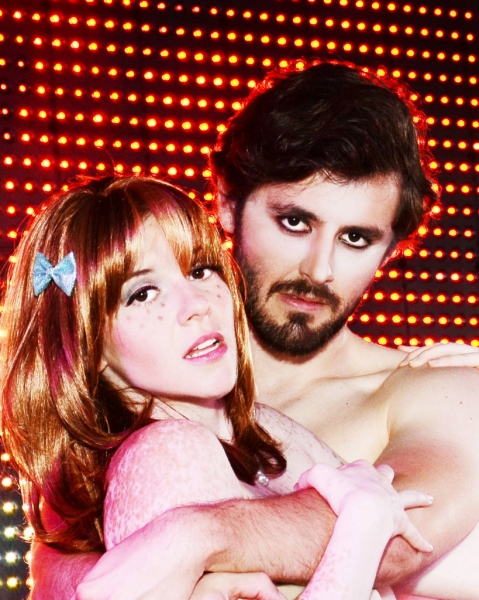 Photo Flash: Sneak Peek at Bobby Haworth, Beth Lazarou and More in ROCKY HORROR SHOW
