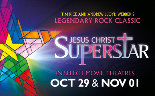 Spotlight On JESUS CHRIST SUPERSTAR 2012: Ben Forster As Jesus Christ
