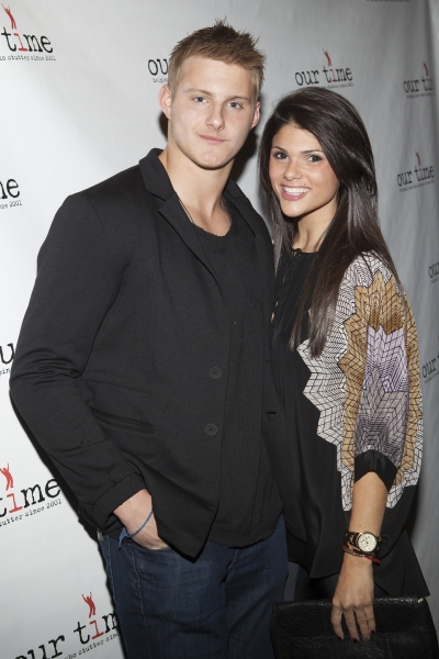 Alexander Ludwig and Guest