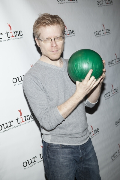 Photo Coverage: Paul Rudd, Steve Kazee, Anthony Rapp and More Bowl for Our Time Charity!