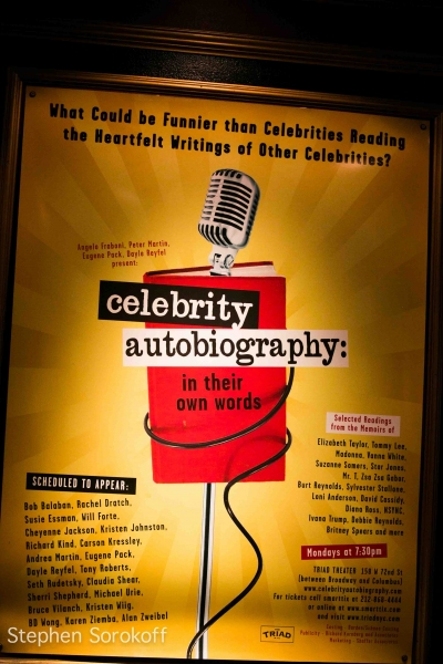 Photo Coverage: Ralph Macchio, Sherri Shepherd and More at CELEBRITY AUTOBIOGRAPHY