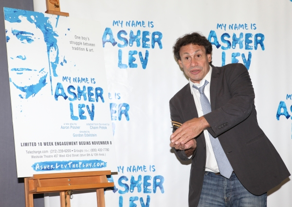 Photo Coverage: Meet the Cast of MY NAME IS ASHER LEV!