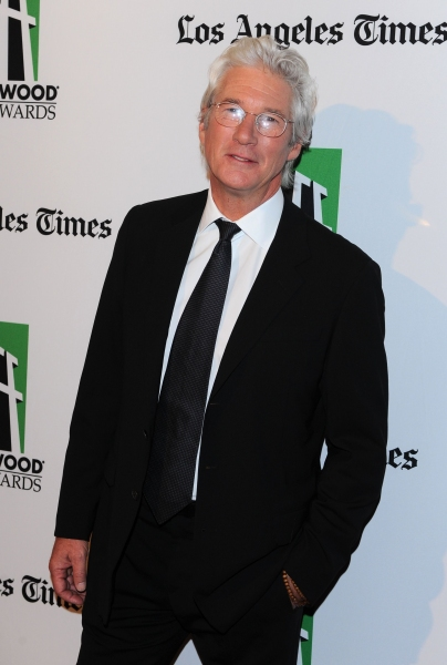 Richard Gere at Amanda Seyfried, Amy Adams & More at Hollywood Film Awards Gala