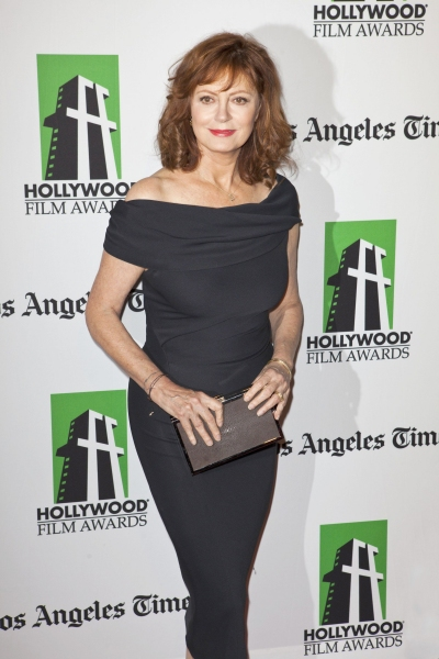 Susan Sarandon at Amanda Seyfried, Amy Adams & More at Hollywood Film Awards Gala