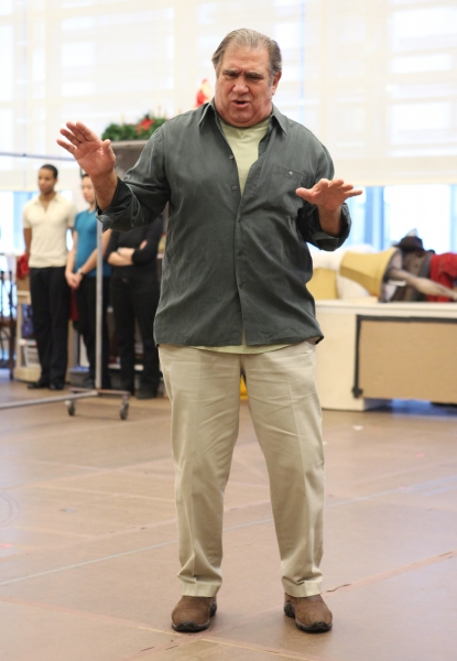 Photo Coverage: A CHRISTMAS STORY Cast Gives Press Preview!
