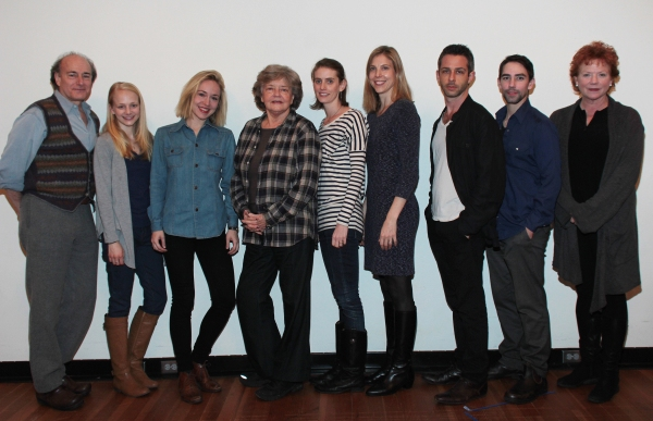 Photo Coverage: Meet the Cast of Playwrights Horizons' THE GREAT GOD PAN