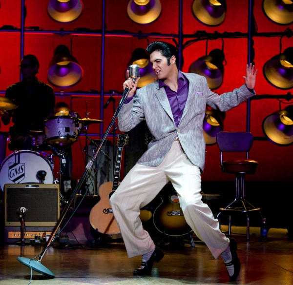 Photo Flash: First Look at Lee Ferris, Martin Kaye and More in MILLION DOLLAR QUARTET Tour - Coming to Broward Center 11/6