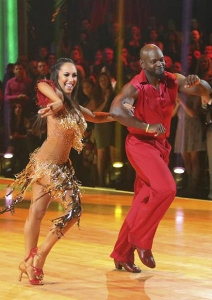 Emmitt Smith, Cheryl Burke