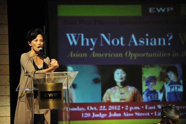 Photo Flash: Sandra Oh, Tamlyn Tomita and More at East West Players' Race Politics Forum