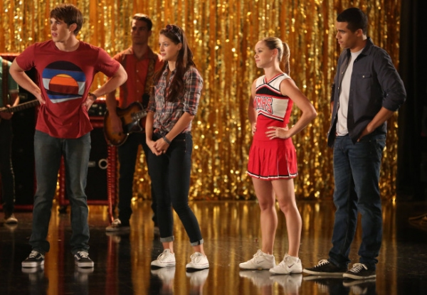 Photos and Audio: Tonight on GLEE- GREASE, P!nk and More!