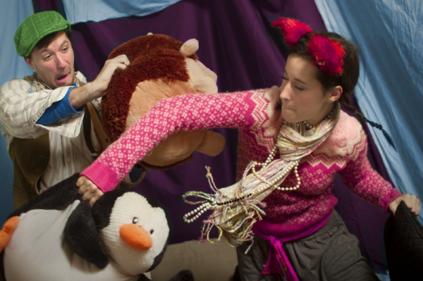 Photo Flash: First Look at Black Ship Co's FORVERENDIA