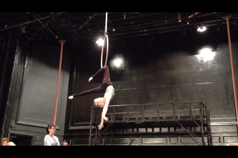 BWW Blog: Sneak Peek at our November Blogger, Molly Tynes of A.R.T.'s PIPPIN