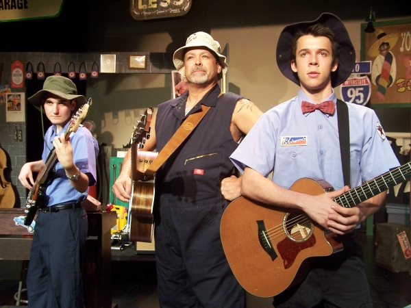 Photo Flash: First Look at PUMP BOYS AND DINETTES at Manatee Players