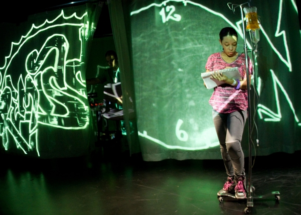Photo Flash: First Look at Hip-Hop Theater Festival's HOW TO BREAK