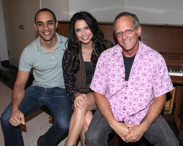 Photo Coverage: In Rehearsal for Inner Voices' FARHAD OR THE SECRET OF BEING