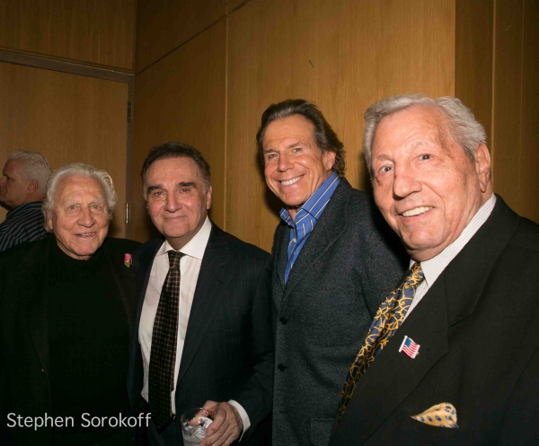 Joe Sirolla, Tony Lo Bianco, Bill Boggs, Stuart Lane