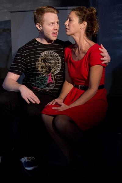 Logan Hart and Juliet Lambert Pratt Photo