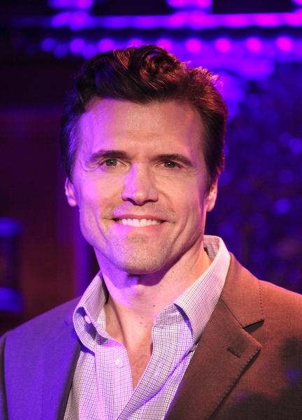 Photo Coverage: Brent Barrett Previews 54 Below Show