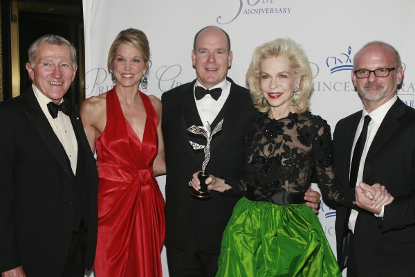 Photo Flash: Judith Light and More at 2012 Princess Grace Gala