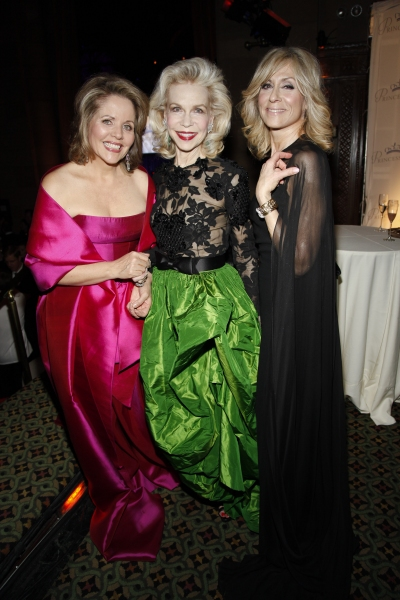 Renee Fleming, Lynn Wyatt, Judith Light==Princess Grace 30th Anniversary Awards Gala= Photo
