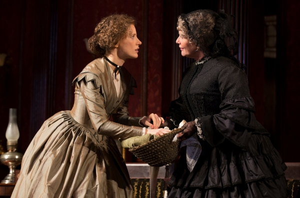 Jessica Chastain, Judith Ivey at First Look at Jessica Chastain, Dan Stevens, and David Strathairn in THE HEIRESS!