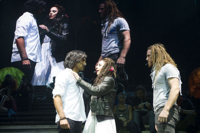 Spotlight On JESUS CHRIST SUPERSTAR 2012: Melanie C. As Mary Magdalene