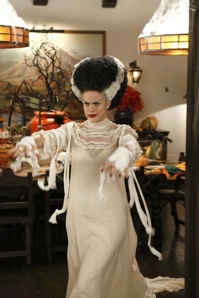 Photo Flash: Extended Look at THE NEW NORMAL'S Halloween Episode!