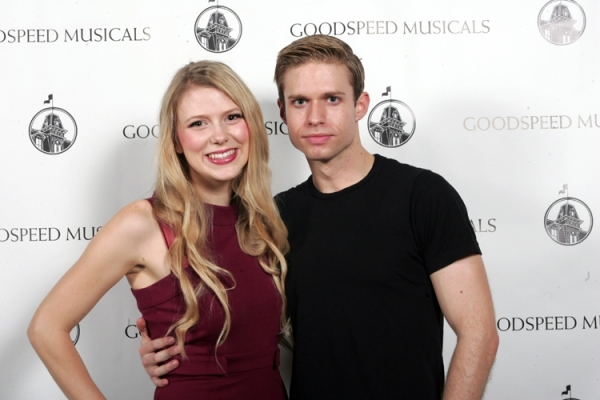 Photo Flash: First Look at Liz Pearce, Khris Lewin and More in Opening Night of Goodspeed's SOMETHING'S AFOOT