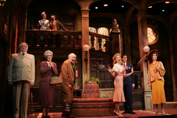 Photo Flash: First Look at Liz Pearce, Khris Lewin, Ed Dixon and More in Goodspeed's SOMETHING'S AFOOT