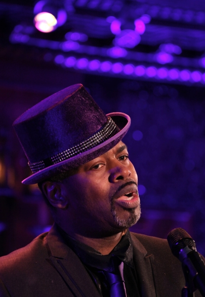 Photo Coverage: Lance Roberts Previews CADAVARET Concert at 54 Below!