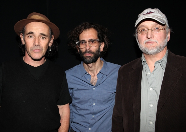 Mark Rylance, Daniel Fish & Michael Rudko