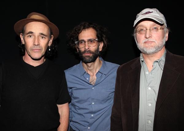 Mark Rylance, Daniel Fish & Michael Rudko  Photo