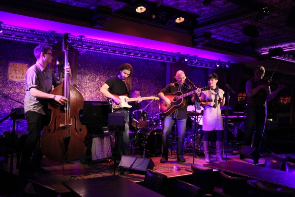 Michael Cerveris & Loose Cattle featuring Gabriel Caplan and Kimberly Kaye