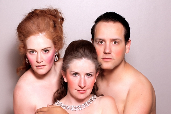 Spark Theatre Presents MARIE ANTOINETTE: THE COLOR OF FLESH