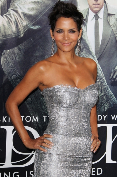 Halle Berry at Hanks, Sarandon & More at CLOUD ATLAS Premiere