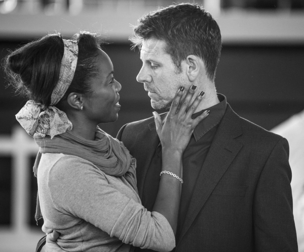 Heather Headley and Lloyd Owen