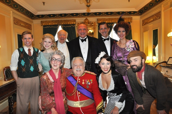 Hunter Ryan Herdlicka (Geoffrey), Allyssa Garagin (Understudy for Hope), Peter Van Wagner (Dr. Grayburn). Ron Wisniski (Clive), Benjamin Eakeley (Nigel), Lynne Wintersteller (Lady Grace), Audrie Neenan (Miss Tweed), Ed Dixon (Colonel Gilweather), Liz Pear